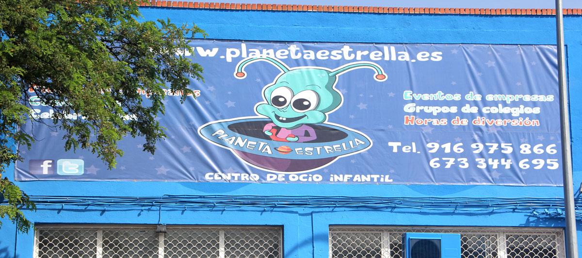 Planeta Estrella en Fuenlabrada