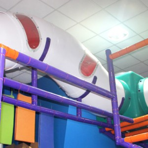 Parque de ocio infantil en Fuenlabrada