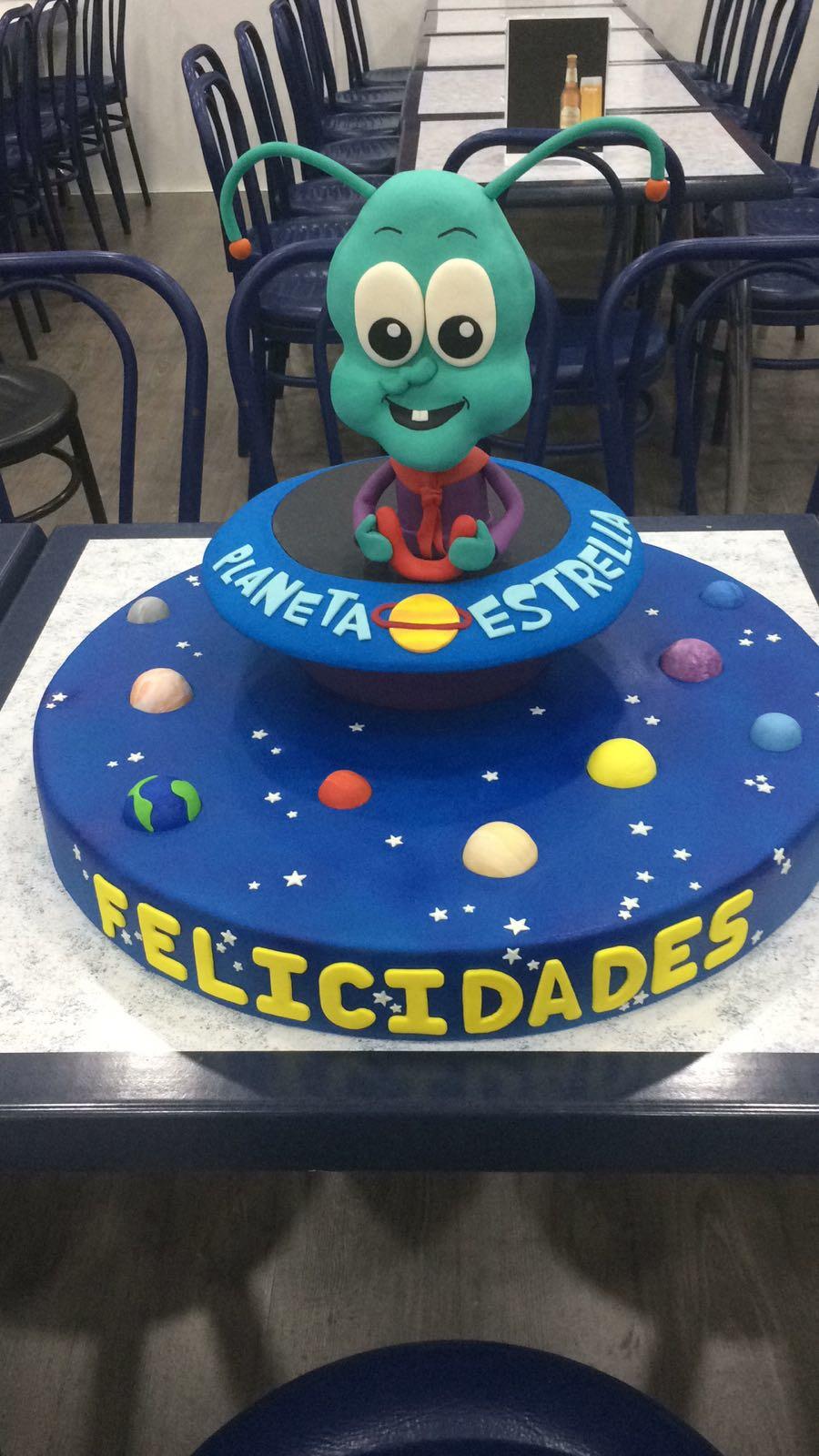 cumpleaños infantiles en Planeta Estrella