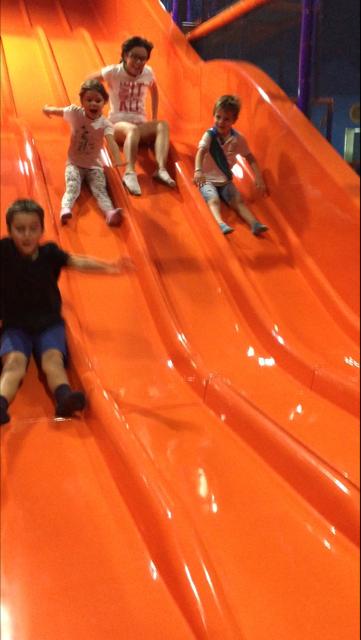 Instalaciones y actividades infantiles en Fuenlabrada