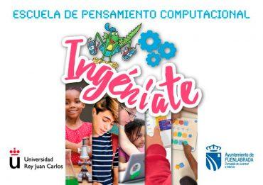 «Ingéniate»: Curso pensamiento computacional en Leganés