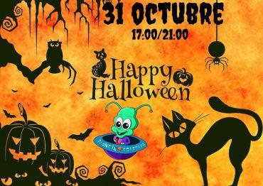 Gran Fiesta de Halloween para niños en Fuenlabrada